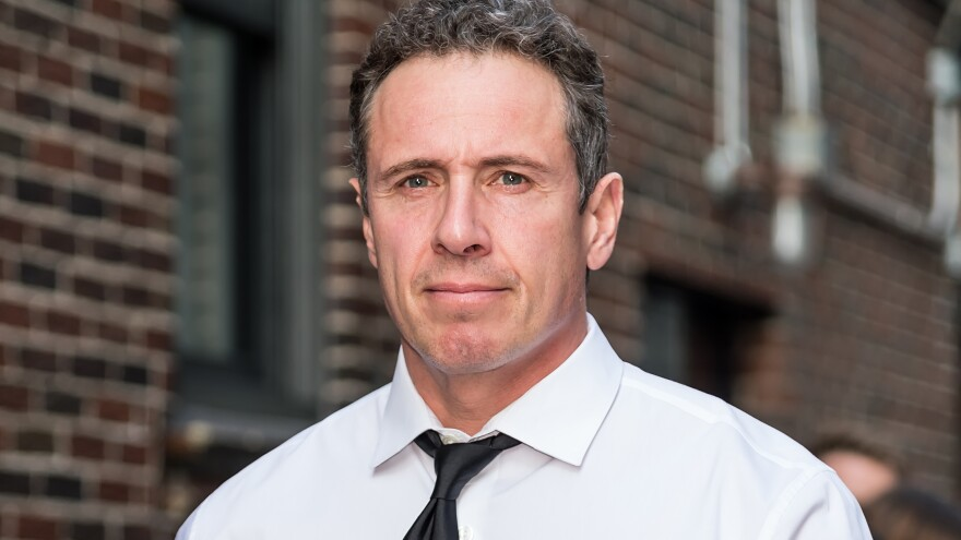 Chris Cuomo says he has tested positive for the coronavirus, after being exposed to people who have subsequently tested positive.