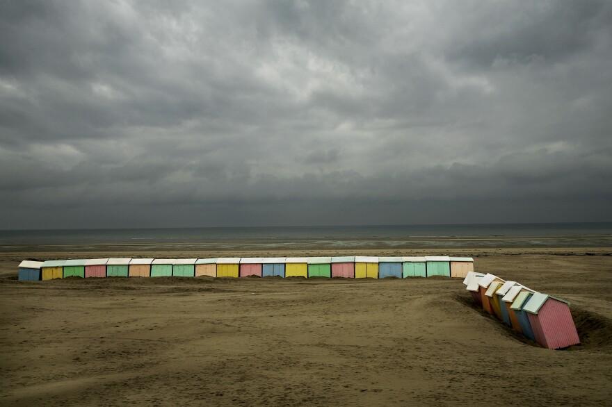 Berck Beach, France, 2007.