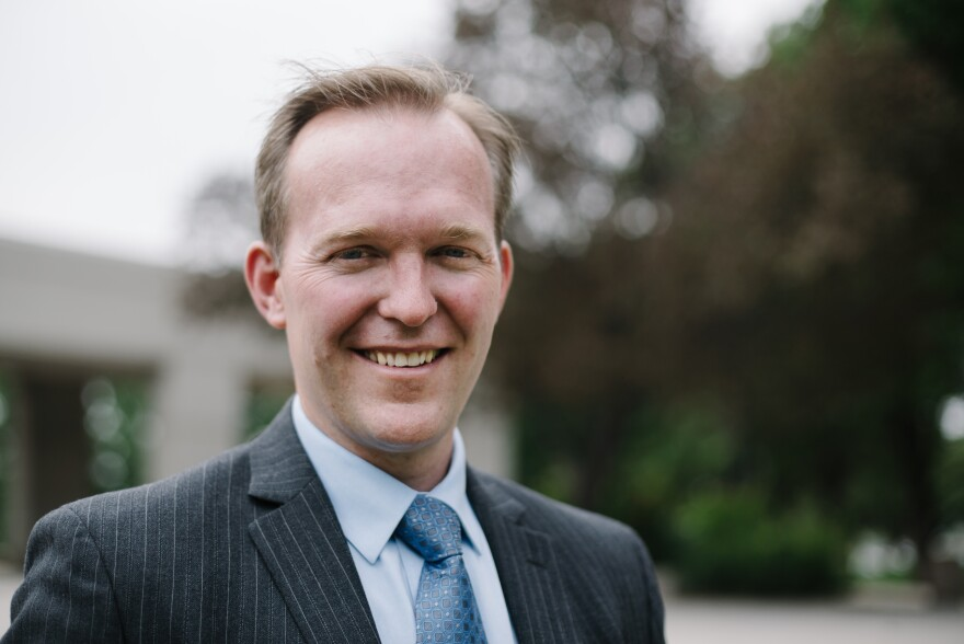 A photo of former Congressman Ben McAdams.