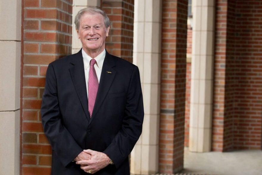 Florida State University President John Thrasher.