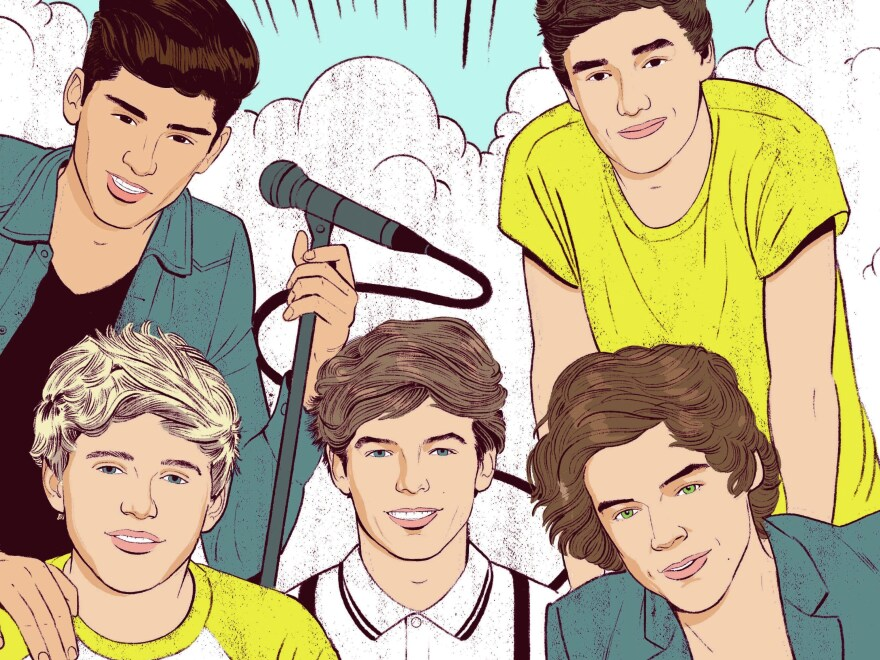 One Direction didn't win <em>The X Factor </em>in 2010, but filled stadiums, broke records and our hearts.