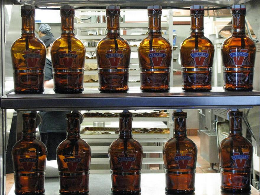 After a bit of shuffling, growler legislation is on its way to the House floor.