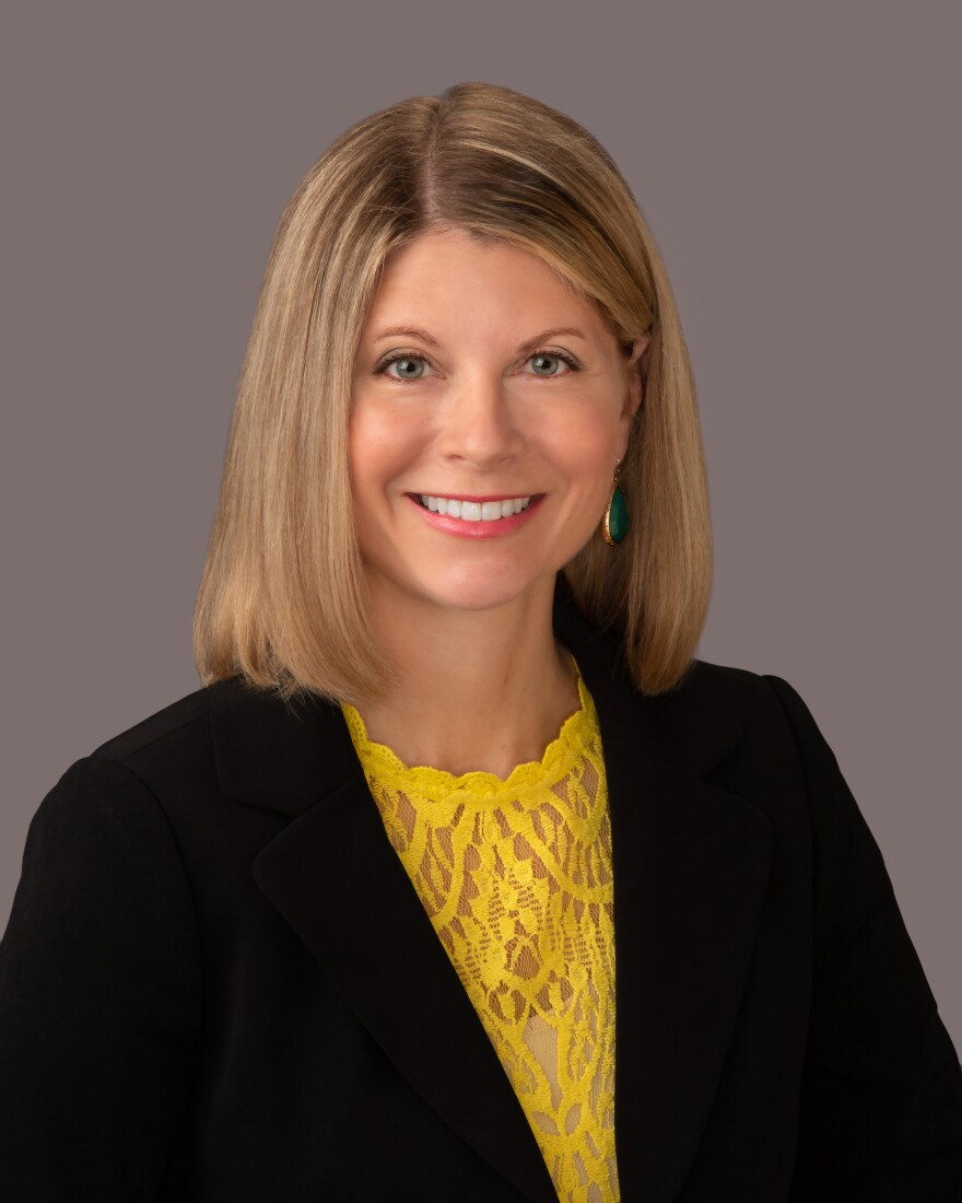 Headshot of Hope Woodson, Director of Health Services