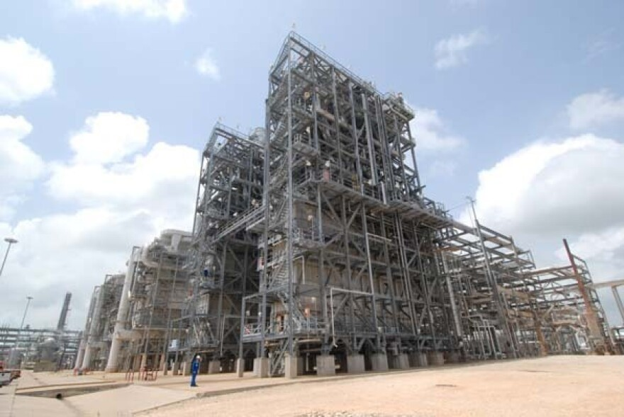 The Dow Chemical Co. is expanding operations in Freeport, Texas, employing hundreds of workers.