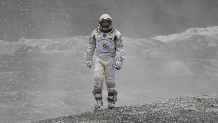 Matthew McConaughey plays an astronaut explorer in Christopher Nolan's <em>Interstellar</em>.