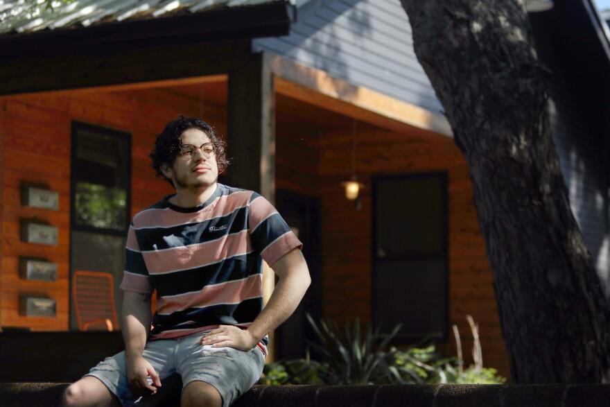 UT Austin grad Kevin Robles is a DACA recipient
