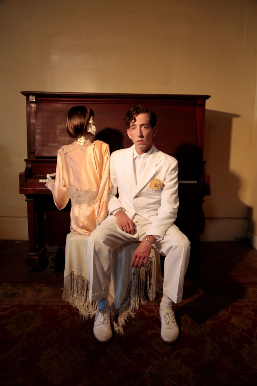Pokey LaFarge's eighth studio album is 'Rock Bottom Rhapsody.' | 5/14/20