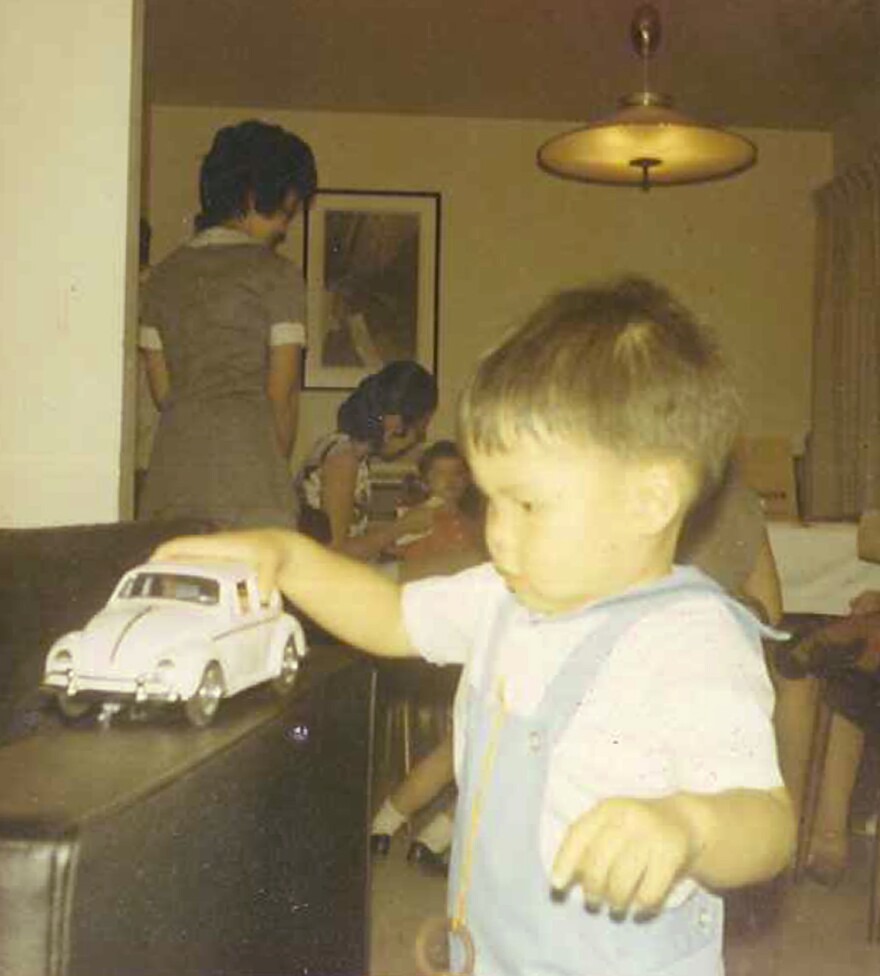 """Mark Takahashi is now one of the """"car people"""" at <a href=""""http://www.edmunds.com/"""">Edmunds.com</a> — but at the age of 2, the future automotive editor, like his co-worker Mike MaGrath, was more of a toy-car person."""