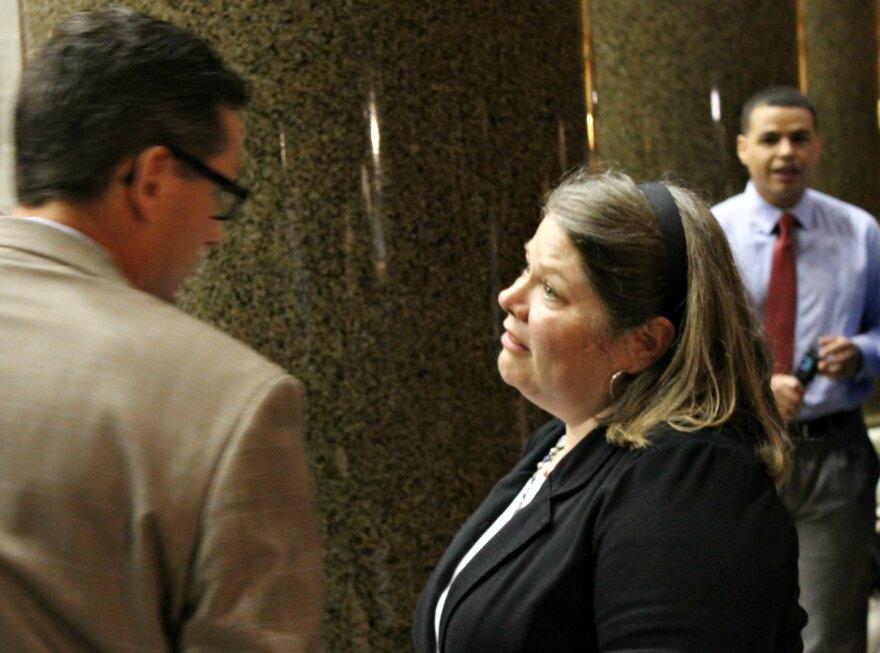 Rep. Gina Mitten