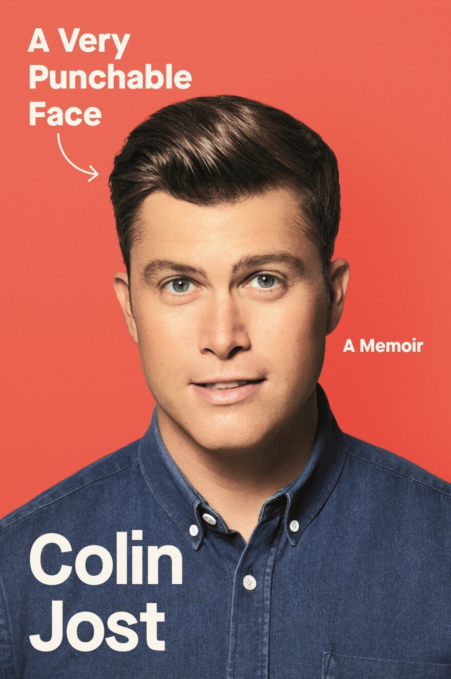 A Very Punchable Face, by Colin Jost