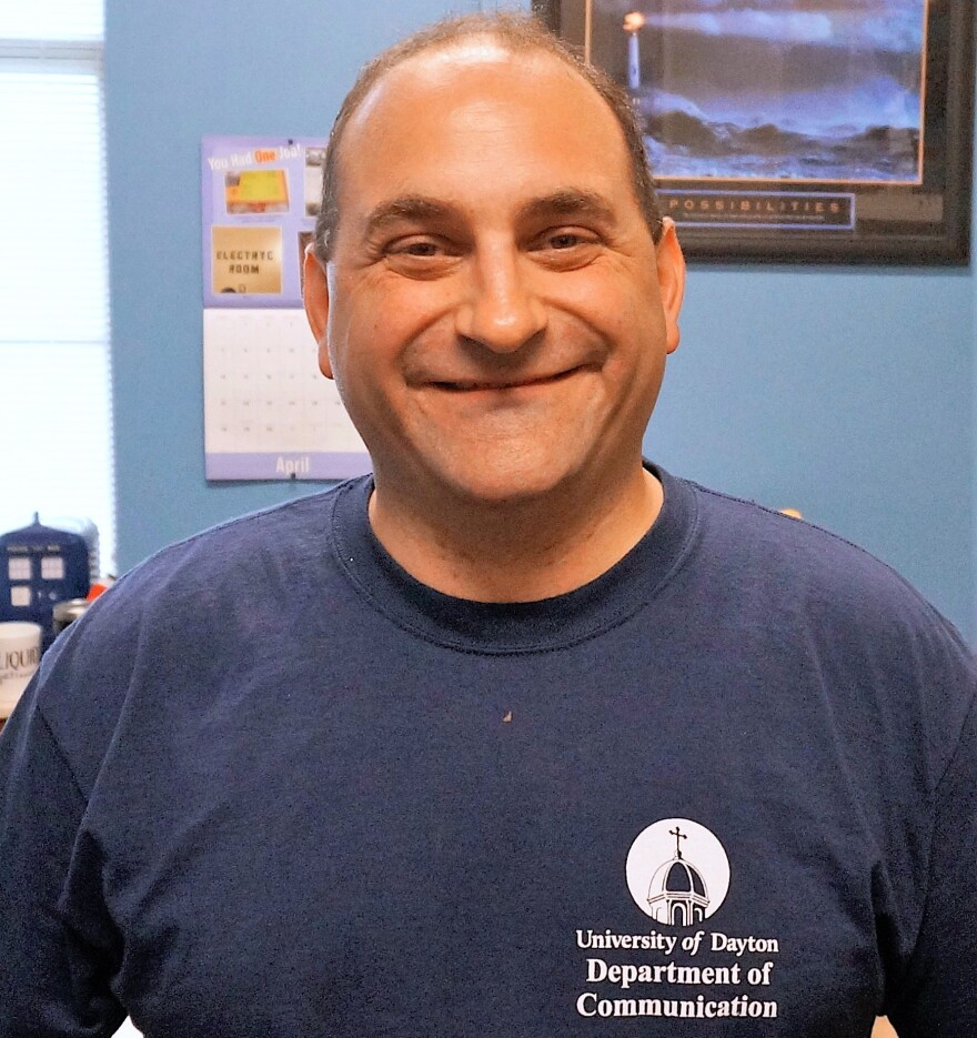 Joe Valenzano is chair of the Department of Communications at the University of Dayton. He says putting the focus on asking questions, not making statements, when moderating discussions on sensitive topics, can help people avoid conflict.