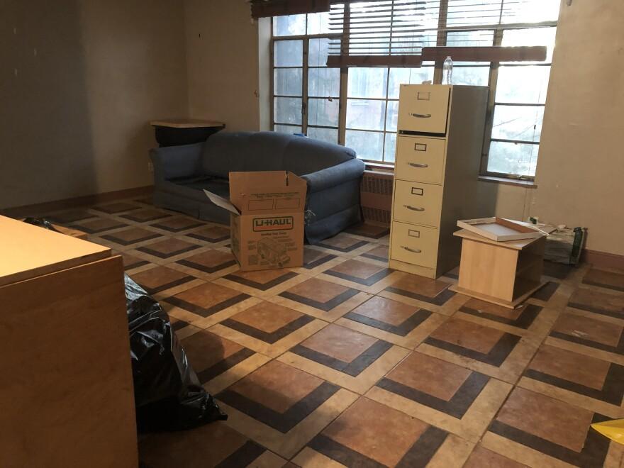 Photo of apartment.