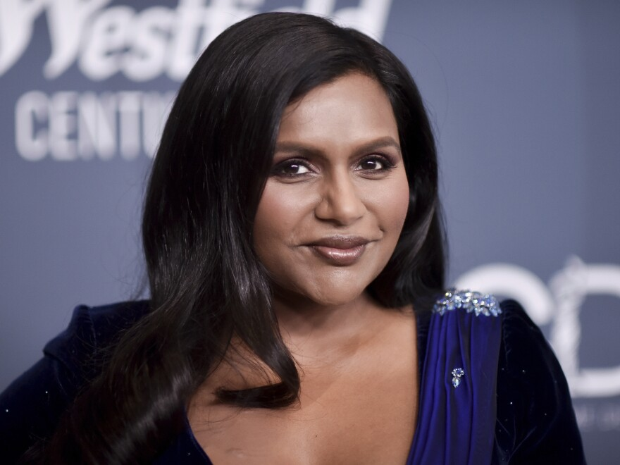 Mindy Kaling drew on her own high school experiences to co-create the Netflix series <em>Never Have I Ever.</em>