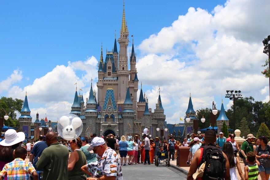 Walt Disney World's Magic Kingdom in Orlando