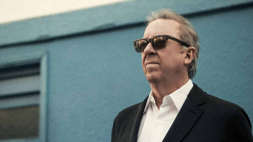 """""""It's really a part of the healing process and the coming-to-terms-with-it-all process,"""" Boz Scaggs says of writing an album after losing his home to wildfires."""