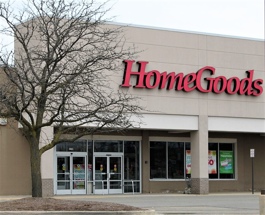Home Goods retail outlet