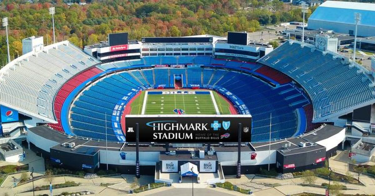 Erie County Drops Vaccination Requirement For Bills Games Wbfo
