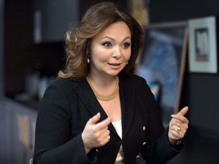 Donald Trump Jr. may have found his meeting with Russian lawyer Natalia Veselnitskaya, shown here in Moscow in November, a waste of time. But Veselnitskaya's visit to Trump Tower fits into a larger pattern of freelance political activity that has come to characterize Putin's Russia.