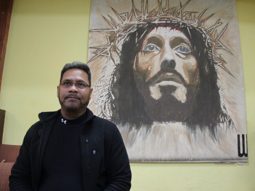 Bronx native Johnny Torres says he was addicted to drugs before he found Jesus in the Charismatic Catholic movement.
