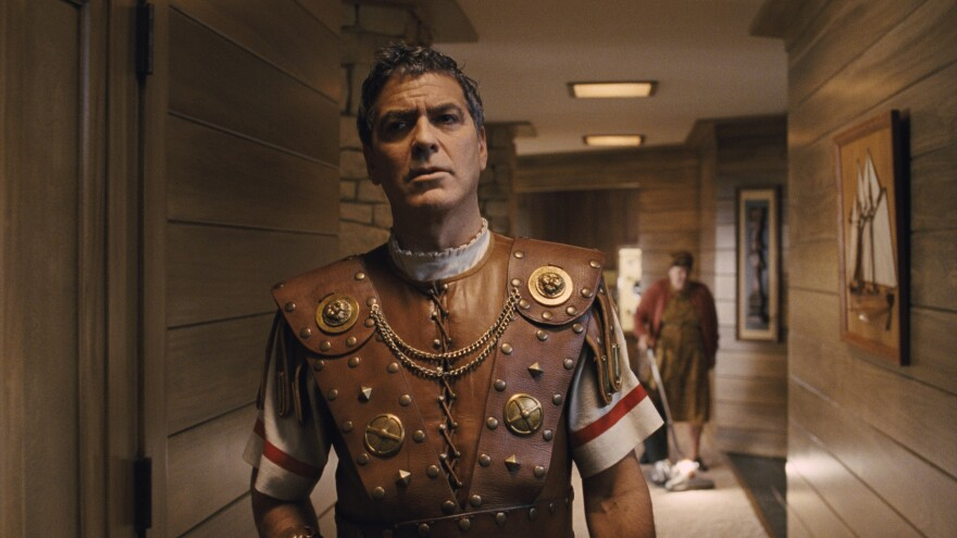 George Clooney as Baird Whitlock in the new film <em>Hail, Caesar! </em>