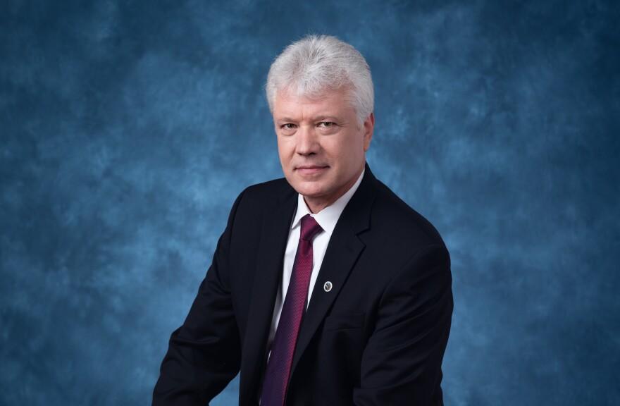 Matthews Mayor John Higdon
