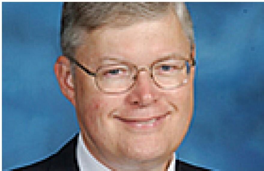 Illinois State Sen. Bill Haine (D-Alton)