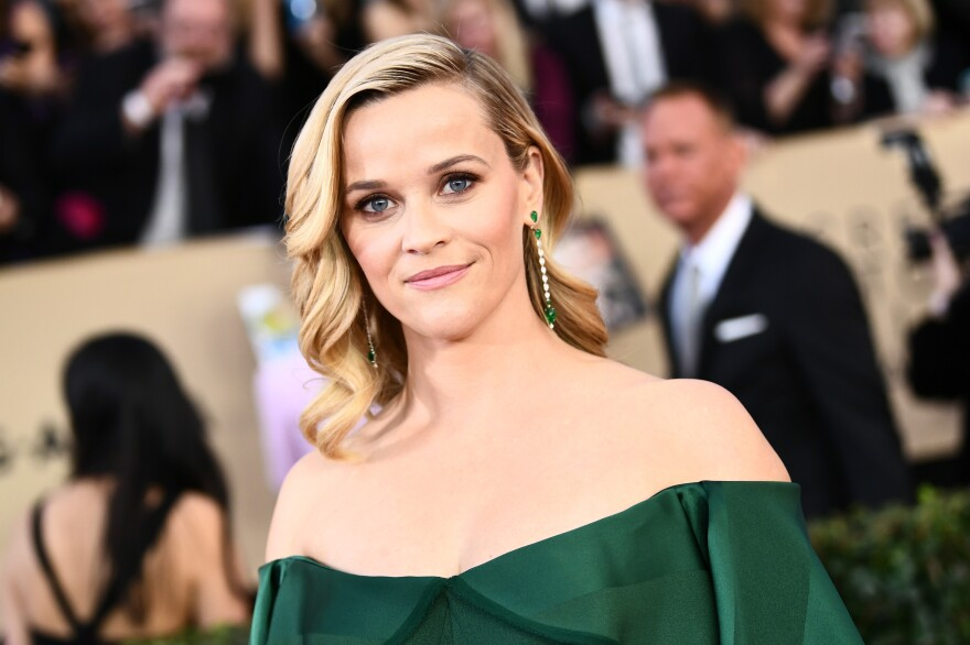 """I will be a storyteller 'till the day I die,"" Reese Witherspoon says. ""It's really what I was born to do."""
