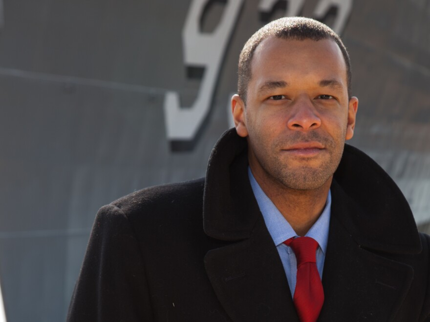 Author and historian Rawn James Jr. explores the integration of the U.S. military in <em>The Double V</em>.