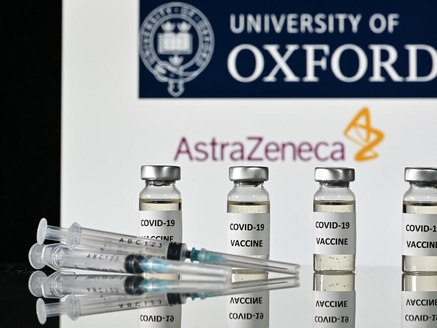 AstraZeneca coronavirus vaccine