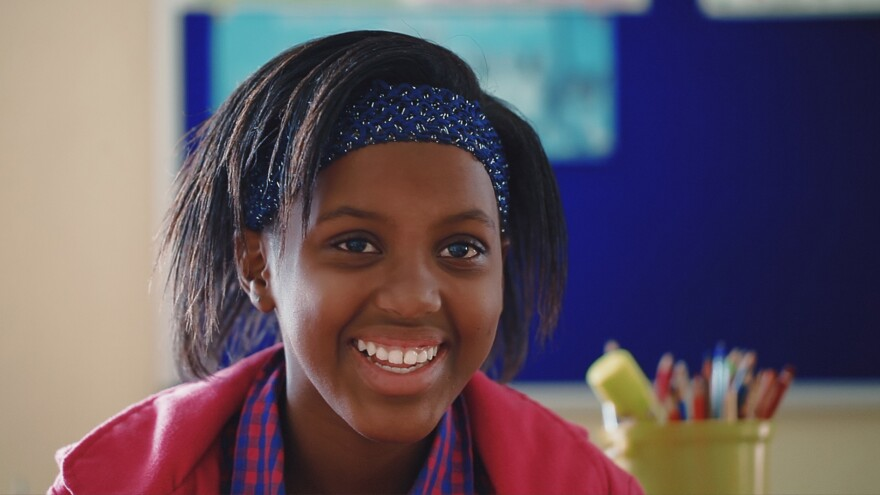 Thembi Jakiwe is a 12-year-old in South Africa who needs 180 very painful injections to get rid of her tuberculosis.