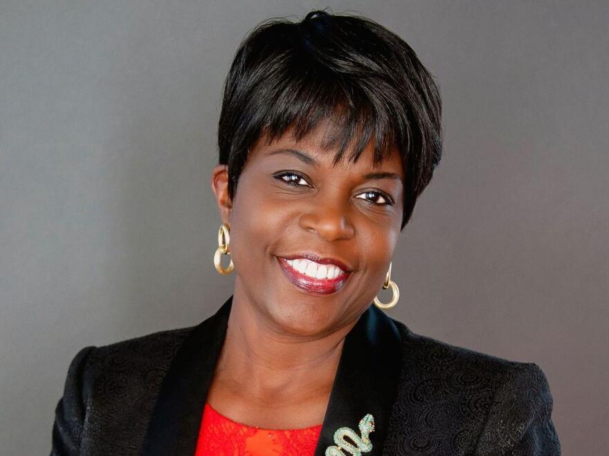 Elmira Mangum, president of Florida A & M University