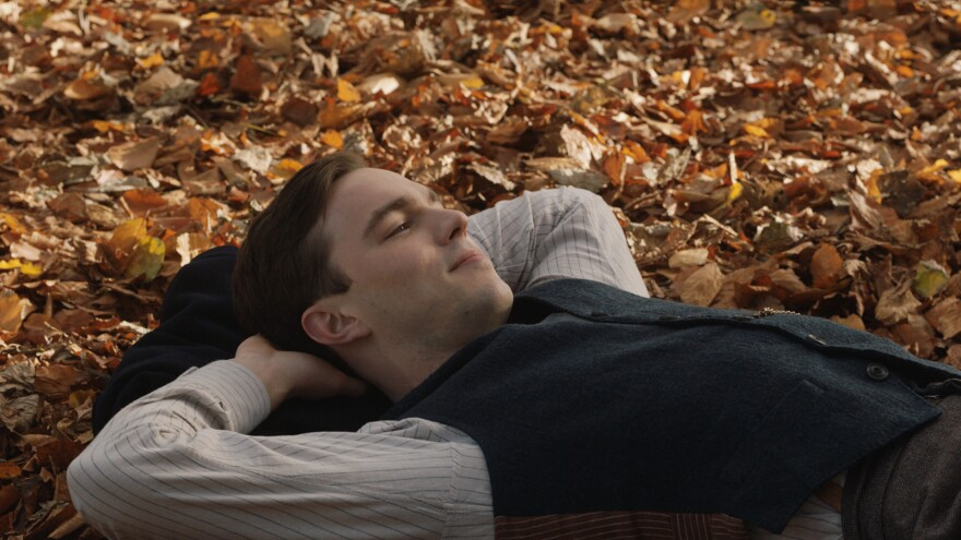 Before Dungeons and Dragons, there was Tweed and Trees. Nicholas Hoult plays young JRR Tolkien in <em>Tolkien</em>.