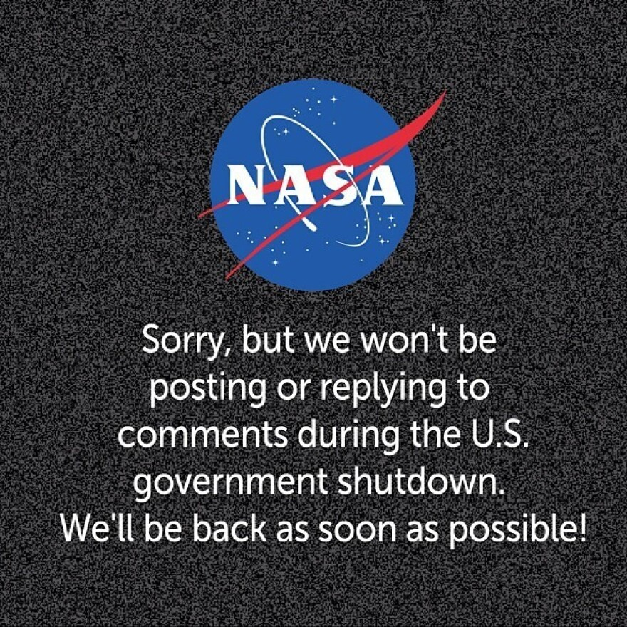 """This image was <a href=""""http://instagram.com/p/e7NYIPoaKJ/"""">posted by NASA</a> to the agency's official Instagram account."""