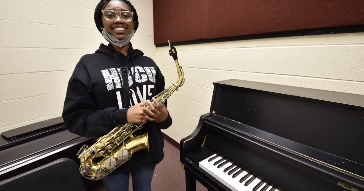 Music Lessons Went Virtual During The Pandemic — And Some Charlotte Students Thrived