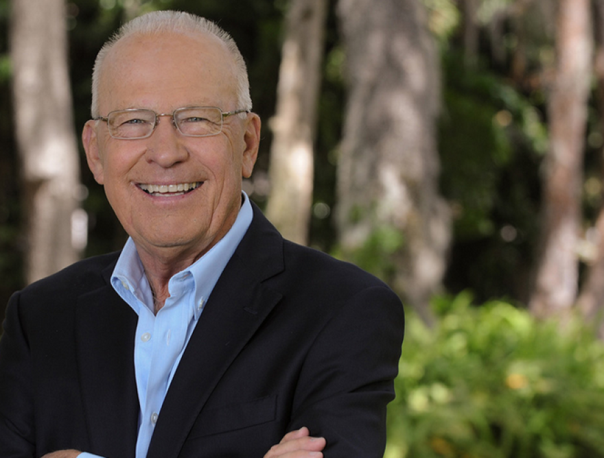 Tampa mayoral candidate David Straz