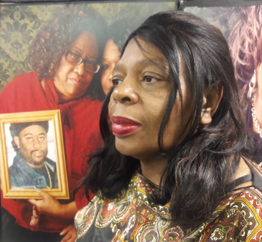 Angela Williams founded Mother Against Murderers Association 10 years ago.