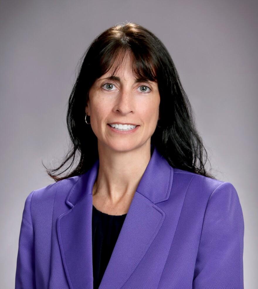 Karen Parker, CEO of Safe Alliance