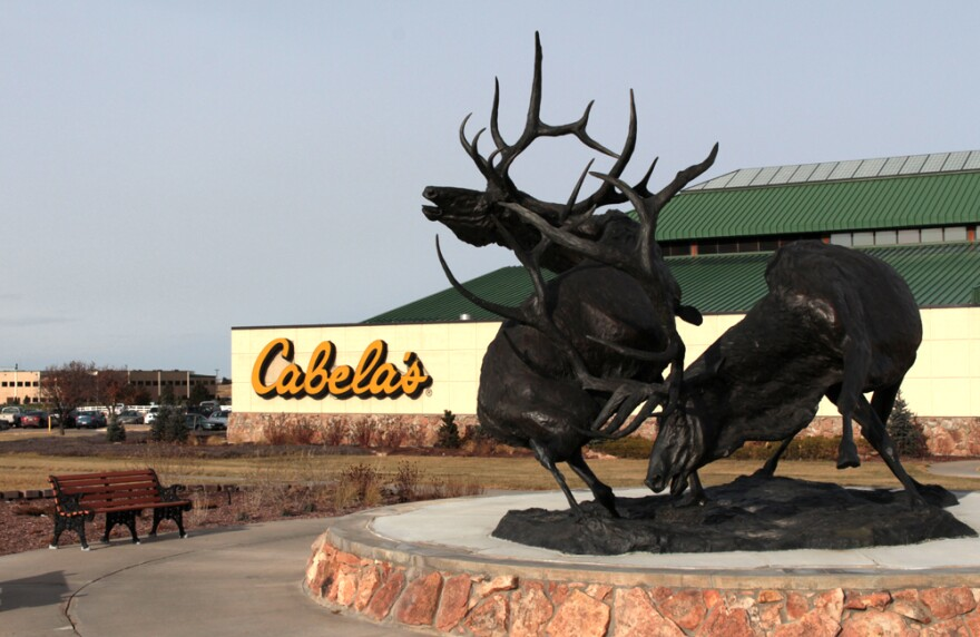 The corporate headquarters of Cabela's has for decades been located in Sidney, Nebraska.