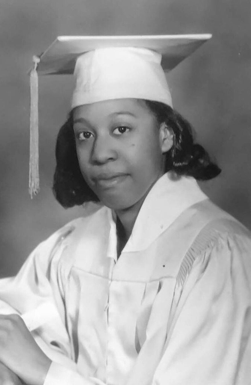 A young Clara Jean Ester graduated from Memphis State College, now known as the University of Memphis. Now, Ester is a retired organizer and Methodist deaconess in Mobile, Ala.