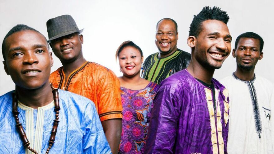 Tuareg blues and griot guitar meet virtuoso percussion on <em>Zoy Zoy</em>, the latest album from the Niger band Tal National.