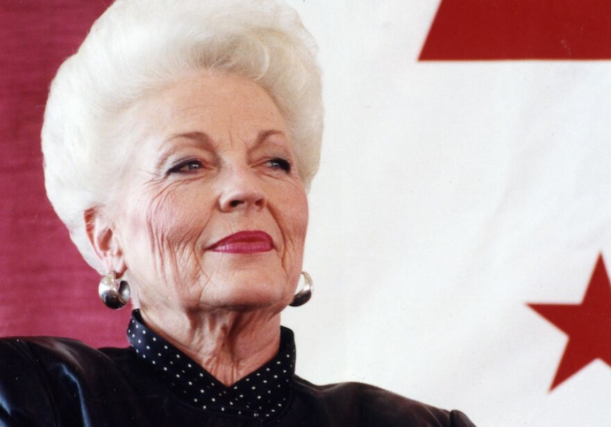 The parallels between the Clayton Williams and Ann Richards 1990 race and the 2016 presidential race are close.