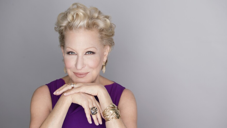 Bette Midler's new album, a tribute to girl groups, is titled <em>It's The Girls</em>.
