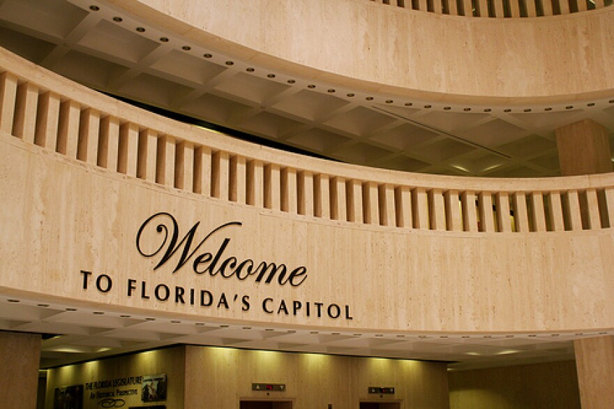 Florida's regular legislative session is due to end May 1. Lawmakers are not expected to have agreed to a new budget by then. They have until July 1 to come to a compromise.