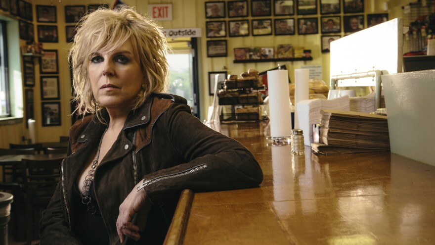Lucinda Williams' new album, <em>The Ghosts of Highway 20</em>, shows off her Southern roots.