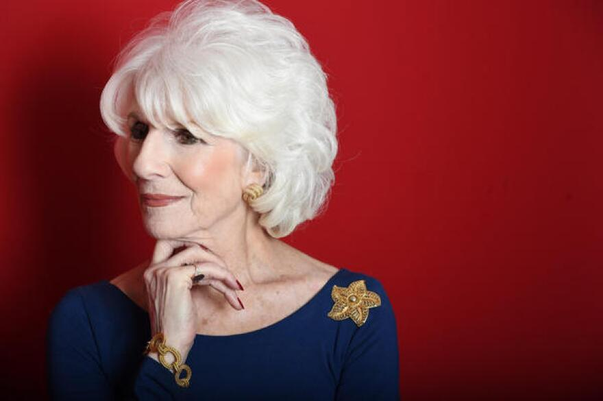 Former NPR host Diane Rehm became an advocate for aid-in-dying laws after losing her husband to Parkinson's disease.