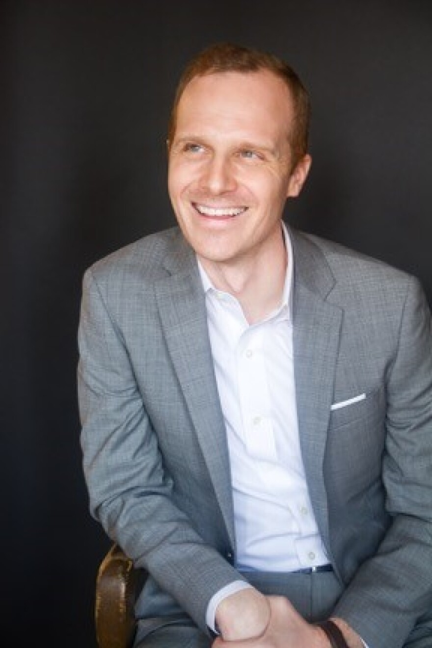 New Shakespeare Festival executive producer Tom Ridgely is a Drama Desk-nominated director, producer and educator.