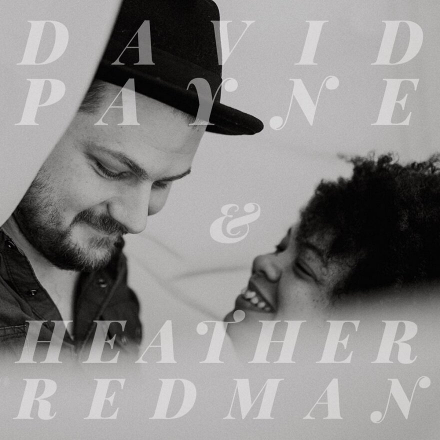 David Payne and Heather Redman's new EP is called Stay At Home.