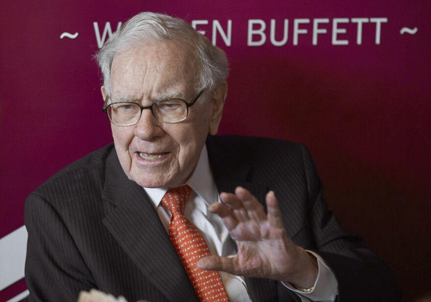 Warren Buffet is selling all of Berkshire Hathaway's publications to Lee Enterprises for $140 million.
