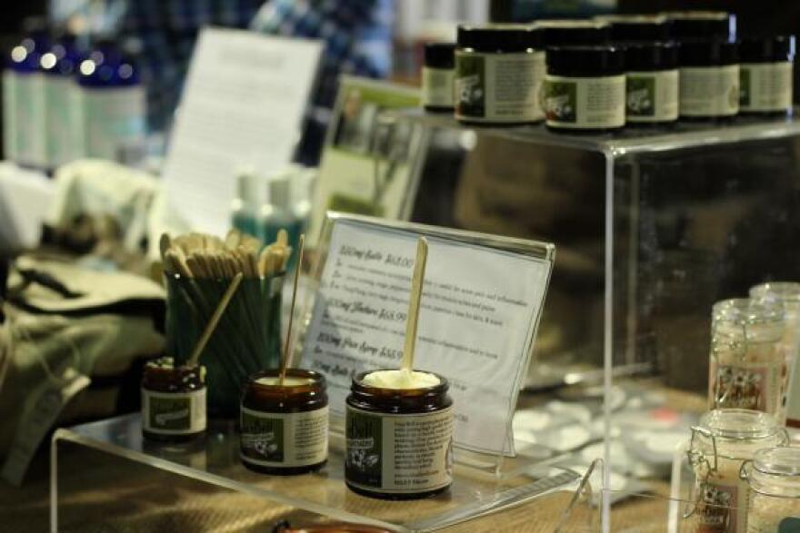 At the 2018 NoCo Hemp Expo in Colorado, vendors from across the country showcased hundreds of products made with hemp-derived CBD.