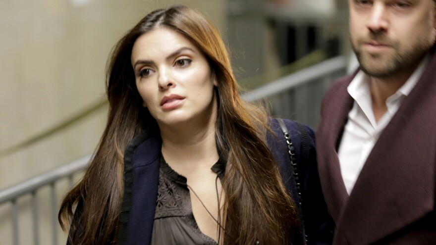Harvey Weinstein's defense team called Talita Maia to the stand earlier this week, though the Brazilian actress said she was doing so reluctantly due to subpoena.